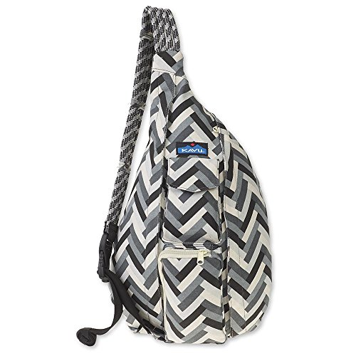 (KAVU Women's Rope Bag, Stone Parquet, No)