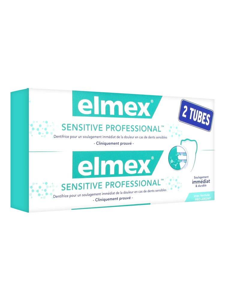 Elmex Sensitive Professional 2 X 75Ml