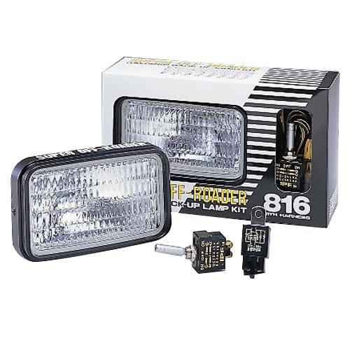 ARB 8161 IPF 55W 6' Complete Backup Light Kit