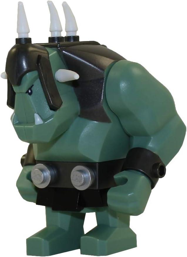 Troll (Sand Green) - LEGO Castle Figure