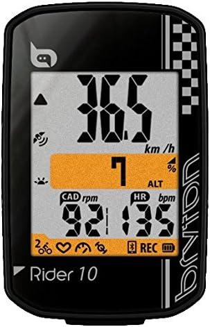 Bryton Rider 10GPS Ordenador Ciclismo