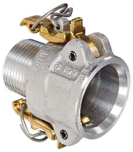 Dixon valve ab aluminum t boss lock type b cam and