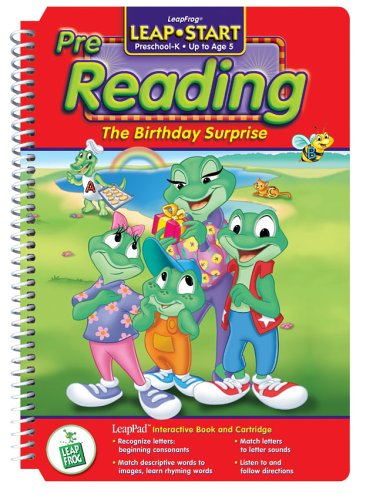 "LeapFrog LeapPad: LeapStart Pre-Reading - ""The Birthday S..."