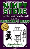 Minecraft Diary: Wimpy Steve Book 7: Baffled and Bewitched! (Unofficial Minecraft Diary) (Minecraft diary books, Minecraft books for kids age 6 7 8 9-12, Wimpy Steve books 6 8, Minecraft adventures)