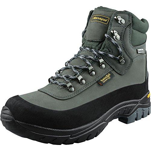 Hanagal Men S Tangula Waterproof Hiking Boots Vibram