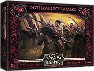 A Song of Ice and Fire: Targaryen Dothraki Screamers