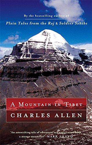 Download A MOUNTAIN IN TIBET ePub fb2 ebook