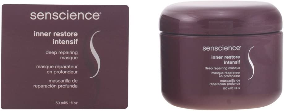 Shiseido Senscience, Mascarilla de Reparación Profunda, 150 ml
