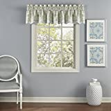 Waverly Astrid Window Valance, 52×16, Mineral For Sale