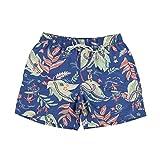 Polo Ralph Lauren Mens Bathing Suit (X-Large, Island Blue)