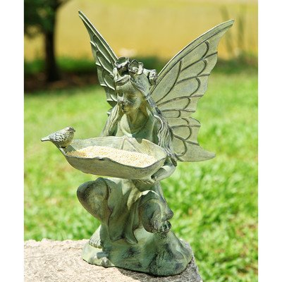SPI Home 33564 Fairy Bird Feeder by SPI Home
