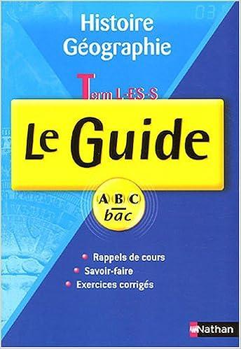 Partage de téléchargement de livre gratuit Histoire-Géographie Tles L-ES-S 2091871303 by Sophie Lecallennec,Françoise Martinetti ePub