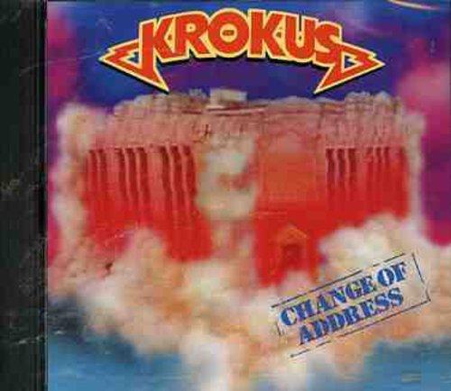 Krokus: Change Of Address (Audio CD)