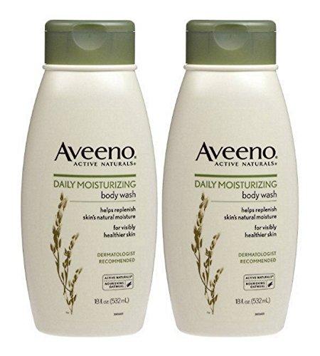Aveeno Daily Moisturizing Body Wash - 9