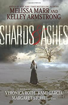 Shards & Ashes 0062098462 Book Cover