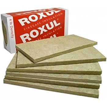 Owens corning 703 frk rigid fiberglass 2 inch for Roxul insulation reviews