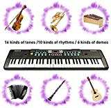 WOSTOO Keyboard Piano, 61 Key Portable Keyboard