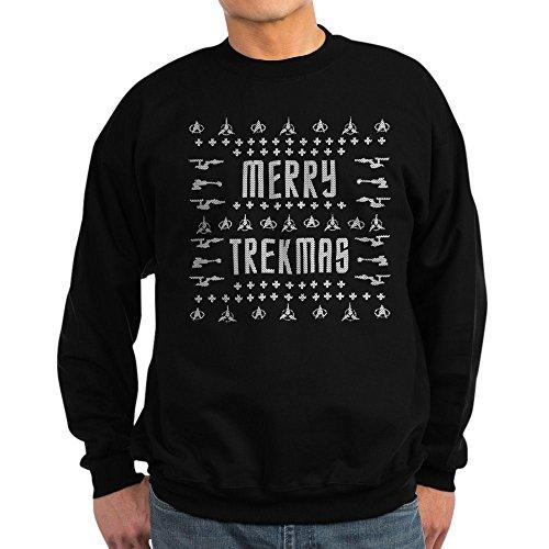 Merry Trekmas Ugly Christmas Sweatshirt
