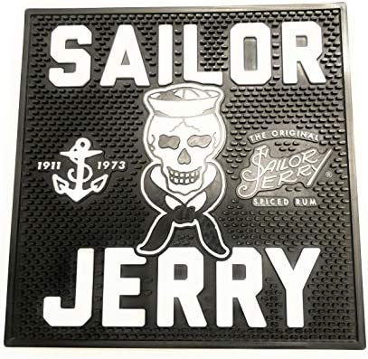 Sailor Jerry Professional Series Pub Waitstation Mat