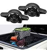 ISSYAUTO 2 Pack Bed Cleat Compatible with 2005-2020 Tacoma 2007-2021 Tundra,Replace PT278-35112, ...