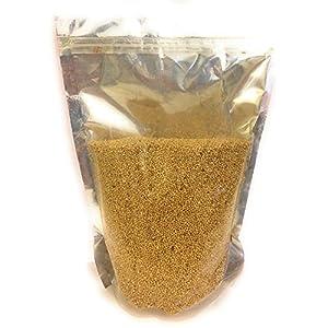 Happy Tails Kangni Seed Bird Food, 1 Kg (Brown)