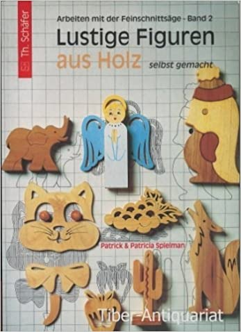 Lustige Figuren Aus Holz Selbst Gemacht Amazonde Patrick