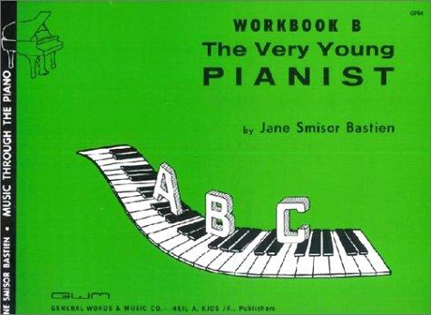 GP54 - Bastien Very Young Pianist Workbook B