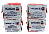 Product review for Datrex Emergency Survival 2400 Calorie Food Ration Bar (Pack of 4), 48 Bars