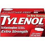 Tylenol Extra Strength Caplets, 500 Mg, 225 Count