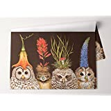 Kitchen Papers Baby Owls Paper Placemats by Kitchen Papers