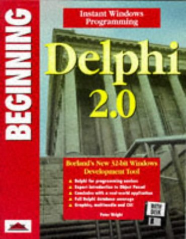 Beginning Delphi 2.0 by Brand: Peer Information Inc.
