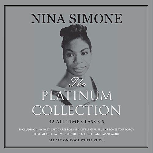 Album Art for Platinum Collection by NINA SIMONE
