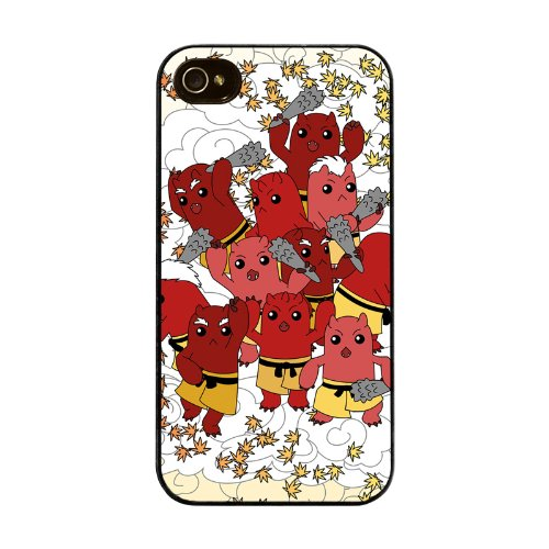Diabloskinz H0026-0011-0002 Oni Clan Schutzhülle für Apple iPhone 4/4S