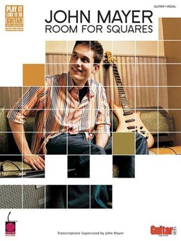 John Mayer - Room for Squares: Transcriptions Supervised by John ()