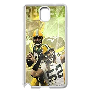 Best Phone case At MengHaiXin Store Green Bay Packers Aaron Rodgers Jersey iPhone Cell Phone Case Cover Pattern 84 For Samsung Galaxy NOTE4 Case Cover