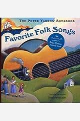 The Peter Yarrow Songbook: Favorite Folk Songs (Book & CD) Paperback