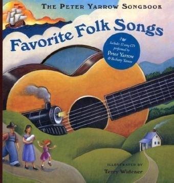 The Peter Yarrow Songbook: Favorite Folk Songs (Book & CD) pdf