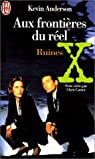 The X-Files, tome 4 : Ruines  par Anderson