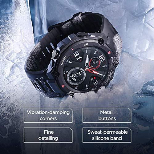 Relógio Smartwatch Huami Amazfit T-rex Amoled Gps Versão Global