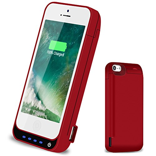 iphone 5 extra battery case - 5