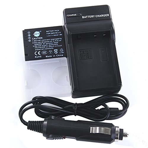 panasonic lx5 battery - 1