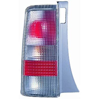 DEPO 312-1985L-US Replacement Driver Side Tail Light Assembly (This product is an aftermarket product. It is not created or sold by the OE car company): Automotive