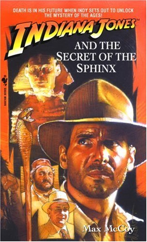 Indiana Jones and the Secret of the (Great Sphinx Egypt)