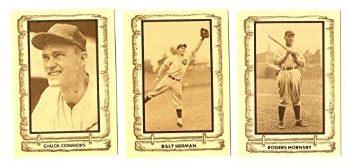 1980 Cramer Baseball Legends - CHICAGO CUBS Team Set 1980 Baseball Legends