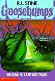 Welcome to Camp Nightmare, R. L. Stine, 0590466194