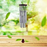 Large Wind Chimes Outdoor - Amazing Grace wind chimes for Outdoor Decor, Garden, Porch, Patio and...