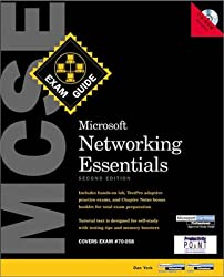 MCSE Networking Essentials Exam Guide (2nd Edition) (Exam Guides)
