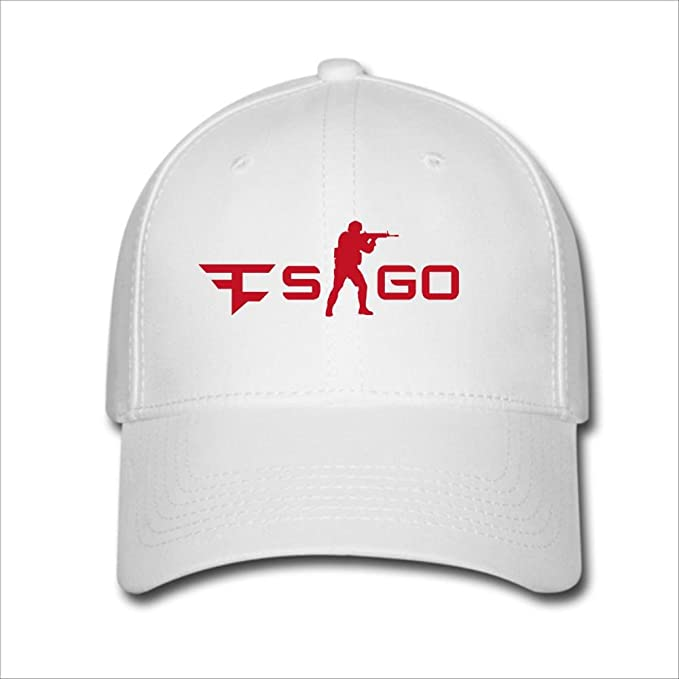 ougther Faze Clan CS Go Logo ajustable Gorra de béisbol impresión sol Unisex para adulto: Amazon.es: Ropa y accesorios