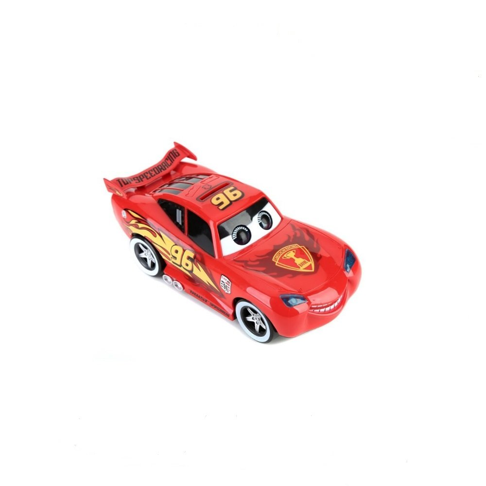 Interestingsport Cartoon Cars 2 Lightning McQueen Piggy Bank Coin Bank Money Banks Car Toy for Kids by Interestingsport