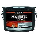 Minwax 130330000 Super Fast-Drying Polyurethane For Floors 350 VOC, 2.5 gallon, Gloss